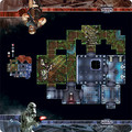 Imperial Assault: Training Ground Skirmish Map