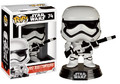 Star Wars EP VII #74 POP - Stormtrooperw-Blaster (Limited Edition)