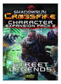 Shadowrun: Crossfire Character Expansion Pack 2 - Street Legends