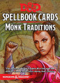 Dungeons & Dragons: Spellbook Cards - Monk Traditions 5.0
