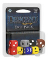 Descent: Wędrówki Mroku - Dice Pack (2ed)