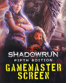 Shadowrun 5th Ed. - GM Screen