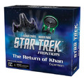 Star Trek: Frontiers Strategy Game - The Return of Khan Expansion