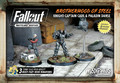 Fallout: Wasteland Warfare - Brotherhood of Steel Cade & Danse