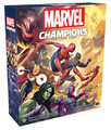 Marvel Champions: The Card Game - Zestaw z Matą i Kartami promo