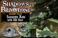 Shadows of Brimstone: Scourge Rats - Enemy Pack