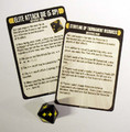 Attack Wing Star Trek - Resources: Elite Attack Dice & Reference Card