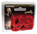 Zombicide: Black Plague - Red Dice