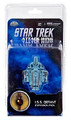 Attack Wing Star Trek - Mirror Universe - I.S.S. Defiant Expansion Pack