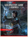 Dungeons & Dragons: Guildmaster's Guide to Ravnica RPG Maps and Miscellany