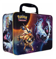 Pokemon: Collector's Chest 2018 Treasure Tin - walizeczka kolekcjonerska