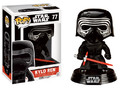 Star Wars EP VII #77 POP - Kylo Ren Helmet (Limited Edition)