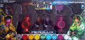 DC HeroClix: War of Light - Red and Star Sapphire Lantern Pack