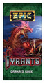 Epic Card Game : Tyrants - Draka's Rage