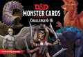 D&D Monster Cards - Challenge 6-16 Deck (74 Cards)