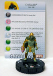 Marvel HeroClix - Guardians of the Galaxy - #006a Chitauri