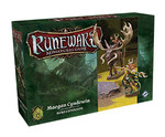 Runewars Miniatures Game - Maegen Cyndewin Hero