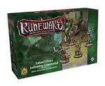 Runewars Miniatures Game - Latari Elves Infantry Command Unit Upgrade
