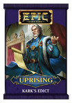 Epic Card Game : Uprising - Kark's Edict