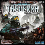 Shadows of Brimstone: Trederra - Other Worlds Deluxe Expansion