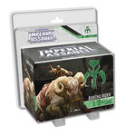Star Wars: Imperial Assault - Bantha Rider / Jeździec Banthy Villain Pack