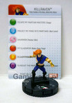 Marvel HeroClix - Guardians of the Galaxy - #035 Killraven