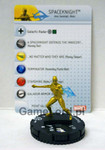 Marvel HeroClix - Guardians of the Galaxy - #009a Spaceknight