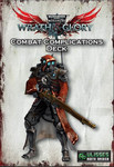 Warhammer 40K Wrath & Glory RPG: Combat Complications Deck