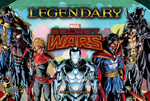 Legendary Marvel: Secret Wars Expansion - Volume 1