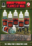 GPS01 German Infantry Paint Set