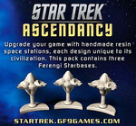 Star Trek: Ascendancy - Ferengi Starbases