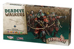 Zombicide: Black Plague - Deadeye Walkers Expansion