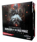 D&D: Waterdeep - Dungeon of the Mad Mage Board Game (Standard Edition)