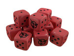 Star Trek: Ascendancy - Dice Expansion - Klingon