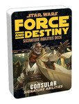 Star Wars: Consular Signature Abilities Deck