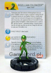 Marvel HeroClix - Guardians of the Galaxy - #012a Rigellian Colonizer