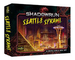 Shadowrun 5th Ed. - Seattle Sprawl Box Set