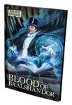 Arkham Horror: Blood of Baalshandor Novella + karty promo