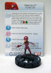 Marvel HeroClix - Guardians of the Galaxy - #012b Tana Nile