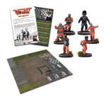 The Walking Dead: All Out War - Safety Behind Bars Expansion