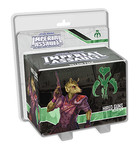 Star Wars: Imperial Assault - Hired Guns / Najemnicy - Villain Pack