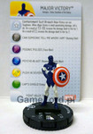 Marvel HeroClix - Guardians of the Galaxy - #005 Major Victory