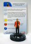 Marvel HeroClix - Guardians of the Galaxy - #011b Jason of Sparta