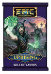 Epic Card Game : Uprising - Will of Zannos