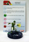 Marvel HeroClix - Guardians of the Galaxy - #028 Karnak