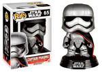 Star Wars EP VII #65 POP - Captain Phasma