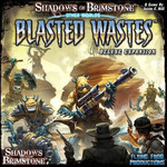 Shadows of Brimstone: Other Worlds Blasted Wastes Deluxe Expansion