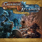 Guards of Atlantis: Tabletop MOBA - Core