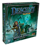 Descent: Wędrówki Mroku - Mists of Bilehall Expansion (2ed)