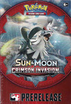 Pokemon: S&M4 Crimson Invasion - Prerelease Box